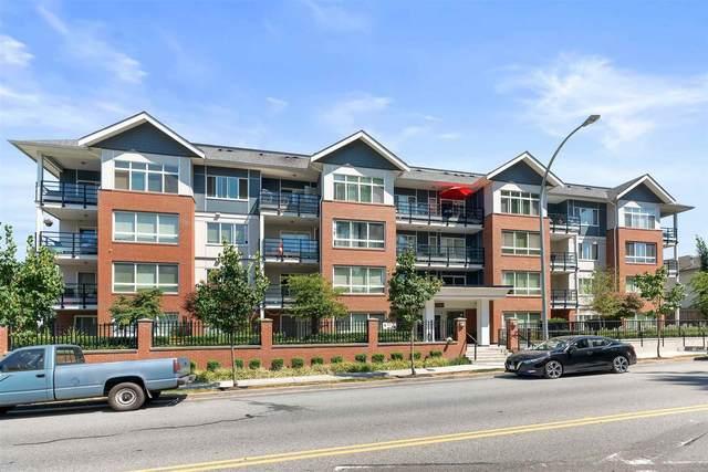 2268 Shaughnessy Street #208, Port Coquitlam, BC V5H 2G1 (#R2602945) :: Initia Real Estate