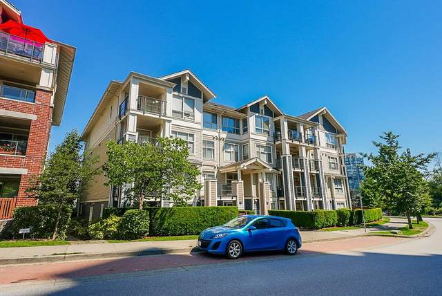 275 Ross Drive #201, New Westminster, BC V3L 0B6 (#R2602953) :: Initia Real Estate
