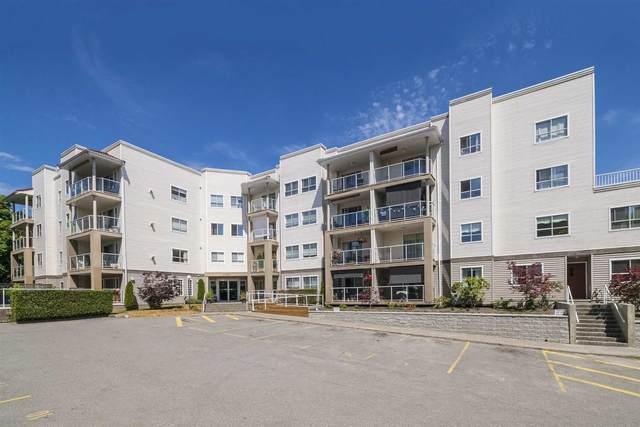 4758 53 Street #208, Delta, BC V4K 2Z1 (#R2602962) :: Premiere Property Marketing Team