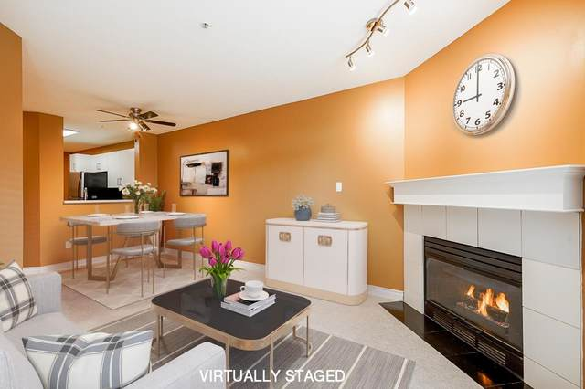 509 Carnarvon Street #112, New Westminster, BC V3L 5S4 (#R2602979) :: Premiere Property Marketing Team