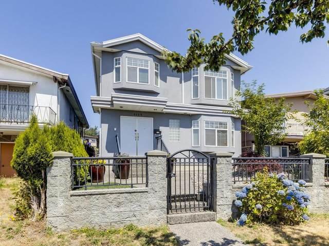 1125 E 61ST Avenue, Vancouver, BC V5X 2C5 (#R2602982) :: Premiere Property Marketing Team