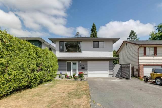 1881 Suffolk Avenue, Port Coquitlam, BC V3B 5G6 (#R2602990) :: Premiere Property Marketing Team