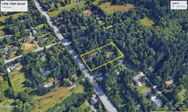 1750 176 Street, Surrey, BC V3Z 9W3 (#R2602991) :: 604 Realty Group
