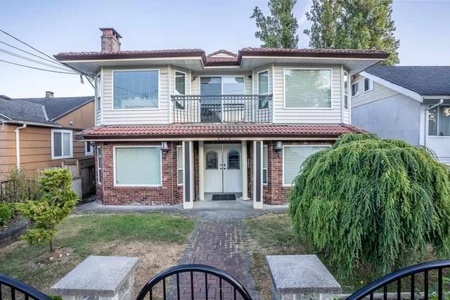 6170 Rumble Street, Burnaby, BC V5J 2C7 (#R2603049) :: Initia Real Estate