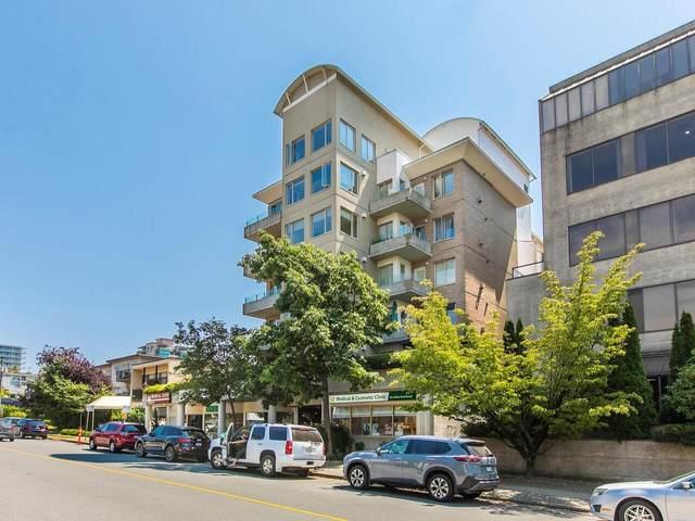 137 W 17TH Street #403, North Vancouver, BC V7M 1V5 (#R2603055) :: Initia Real Estate