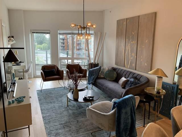 317 Bewicke Avenue #307, North Vancouver, BC V7M 3E9 (#R2603056) :: Initia Real Estate