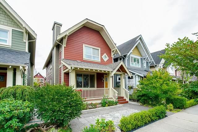 239 Furness Street, New Westminster, BC V3M 0B4 (#R2603070) :: Initia Real Estate
