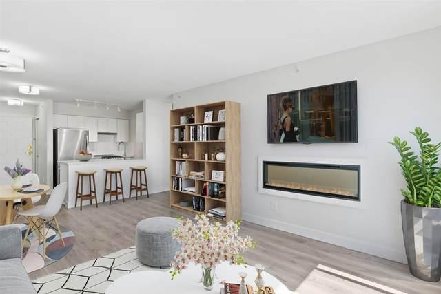 3455 Ascot Place #1403, Vancouver, BC V5R 6B7 (#R2603077) :: Initia Real Estate