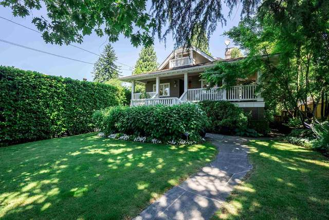 2065 Fulton Avenue, West Vancouver, BC V7V 1T3 (#R2603085) :: Ben D'Ovidio Personal Real Estate Corporation | Sutton Centre Realty