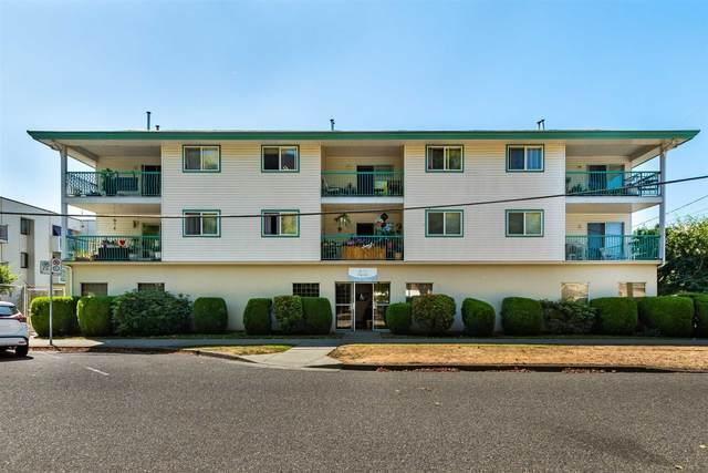 9006 Edward Street #204, Chilliwack, BC V2P 4E1 (#R2603115) :: Premiere Property Marketing Team