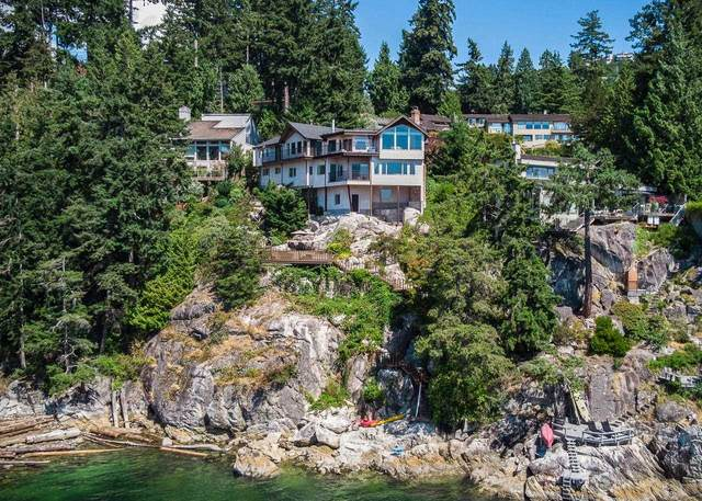 5285 Gulf Place, West Vancouver, BC V7W 2V9 (#R2603134) :: Ben D'Ovidio Personal Real Estate Corporation   Sutton Centre Realty