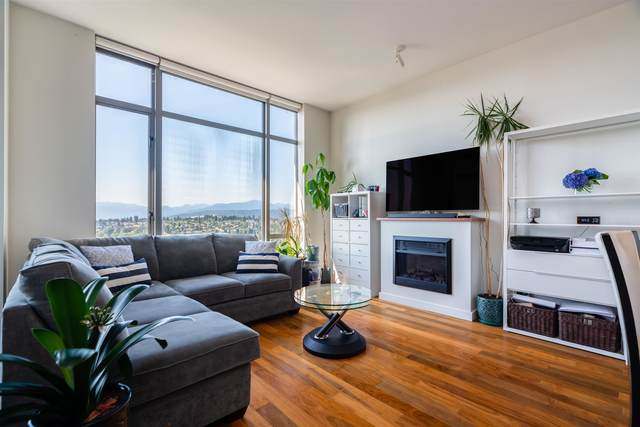 280 Ross Drive #2706, New Westminster, BC V3L 0C2 (#R2603148) :: Initia Real Estate