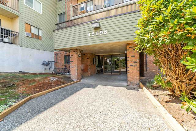 45598 Mcintosh Drive #308, Chilliwack, BC V2P 7J3 (#R2603170) :: Premiere Property Marketing Team