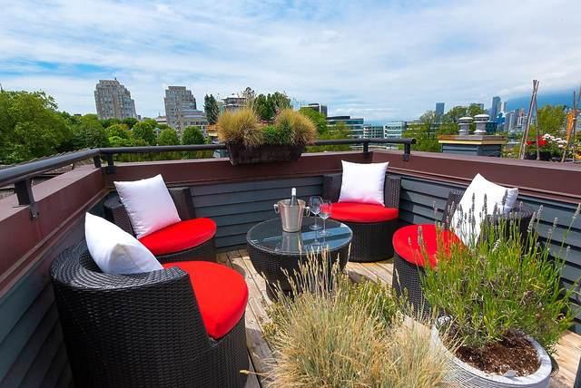 380 W 10TH Avenue Ph1, Vancouver, BC V5Y 1S3 (#R2603176) :: Initia Real Estate