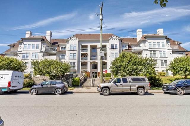 1655 Grant Avenue #410, Port Coquitlam, BC V3B 7V1 (#R2603188) :: Premiere Property Marketing Team