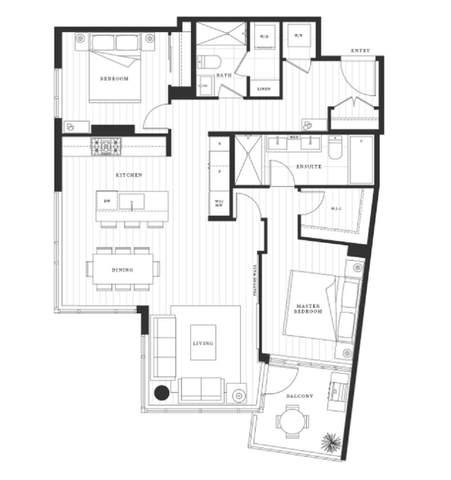 210 Salter Street #1708, New Westminster, BC V3M 0J9 (#R2603193) :: Initia Real Estate