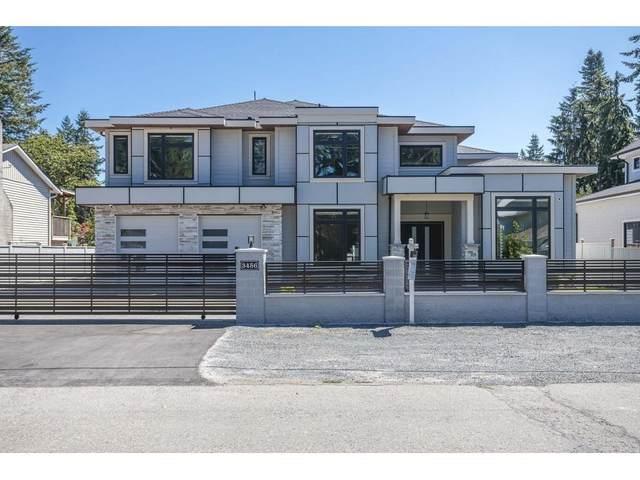 3456 199 Street, Langley, BC V3A 1H6 (#R2603220) :: Initia Real Estate