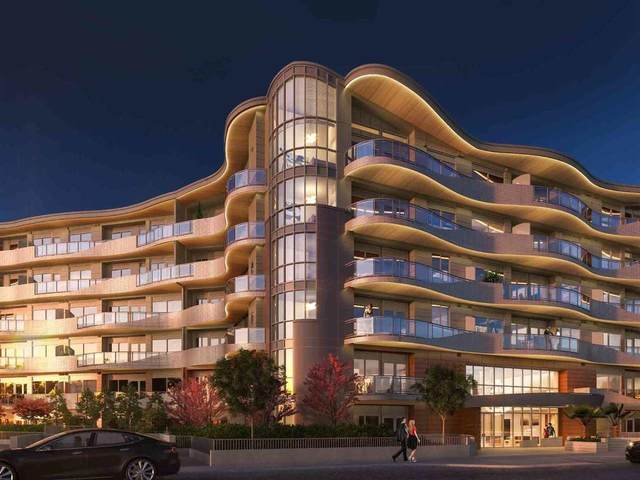 20416 Park Avenue #604, Langley, BC V3A 0N2 (#R2603249) :: Initia Real Estate