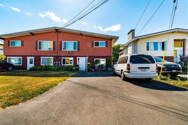 8819 Walters Street B, Chilliwack, BC V2P 6R3 (#R2603279) :: Initia Real Estate