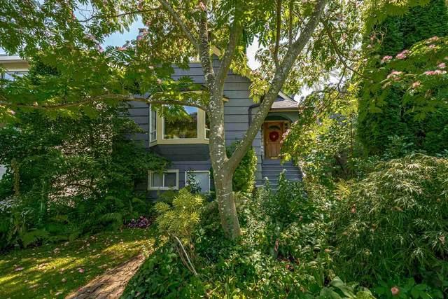 3172 W 24TH Avenue, Vancouver, BC V6L 1R6 (#R2603321) :: Initia Real Estate