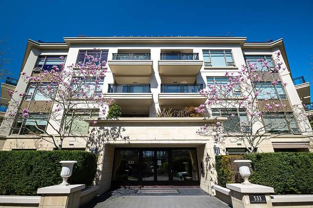 540 Waters Edge Crescent #301, West Vancouver, BC V7T 0A2 (#R2603375) :: Initia Real Estate