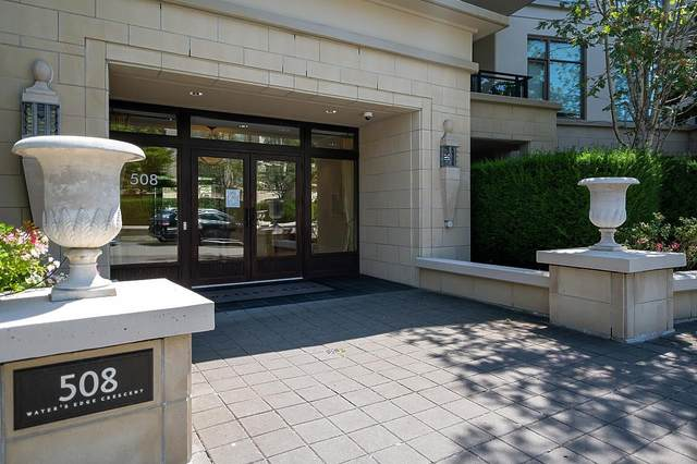 508 Waters Edge Crescent #300, West Vancouver, BC V7T 0A2 (#R2603376) :: Initia Real Estate