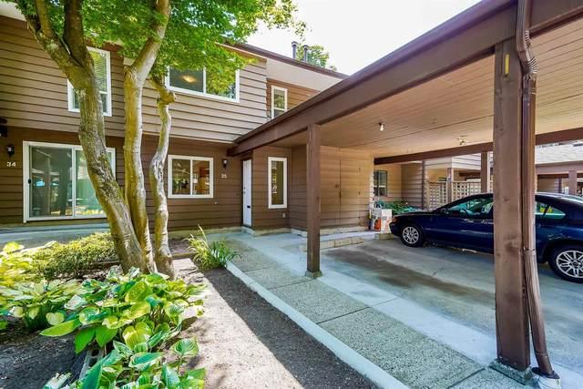 1140 Eagleridge Drive #35, Coquitlam, BC V3E 1C2 (#R2603398) :: Initia Real Estate