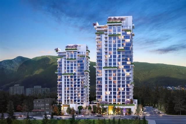 1633 Capilano Drive #905, North Vancouver, BC V7P 3B3 (#R2603406) :: Initia Real Estate