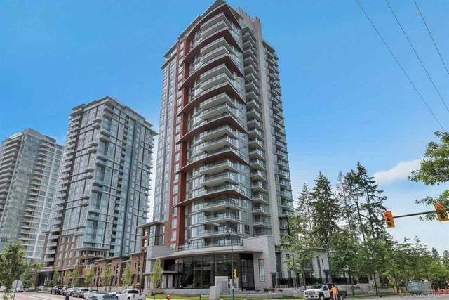 3096 Windsor Gate #1505, Coquitlam, BC V3B 0P4 (#R2603424) :: Ben D'Ovidio Personal Real Estate Corporation | Sutton Centre Realty