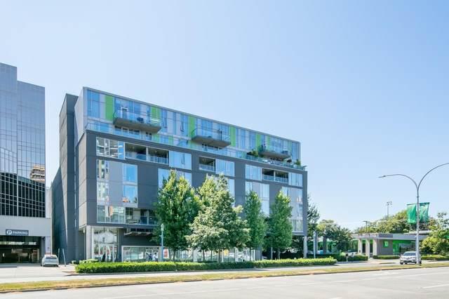 8080 Granville Avenue #7006, Richmond, BC V6Y 1P3 (#R2603432) :: Initia Real Estate