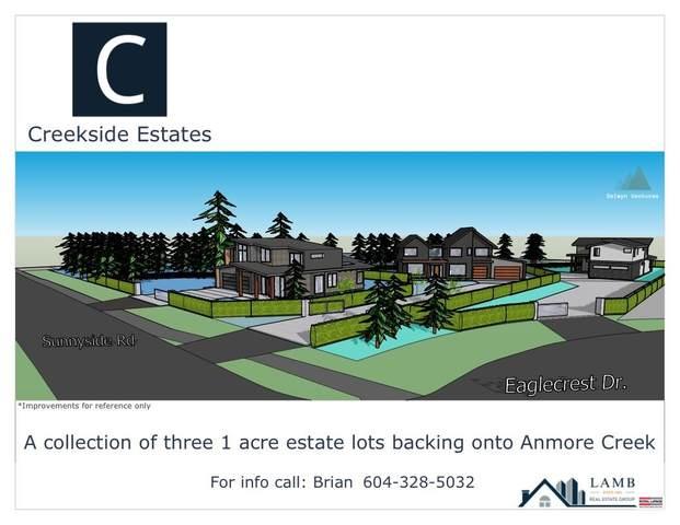 3060 Sunnyside Road Lot 2, Port Moody, BC V0V 0V0 (#R2603441) :: Initia Real Estate