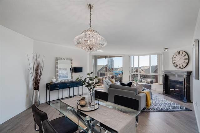 1235 Quayside Drive #601, New Westminster, BC V3M 6J5 (#R2603445) :: Premiere Property Marketing Team