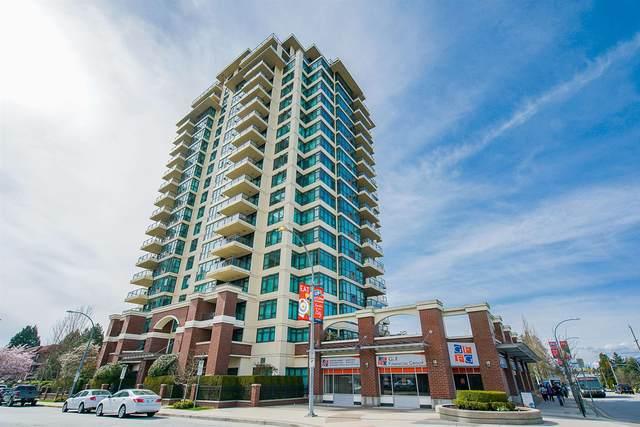 615 Hamilton Street #1001, New Westminster, BC V3M 7A7 (#R2603448) :: Initia Real Estate