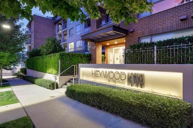 1621 Hamilton Avenue #303, North Vancouver, BC V7P 0B6 (#R2603480) :: Initia Real Estate