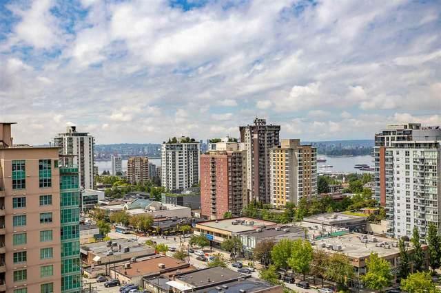 135 E 17TH Street #1607, North Vancouver, BC V7L 0C4 (#R2603489) :: Initia Real Estate