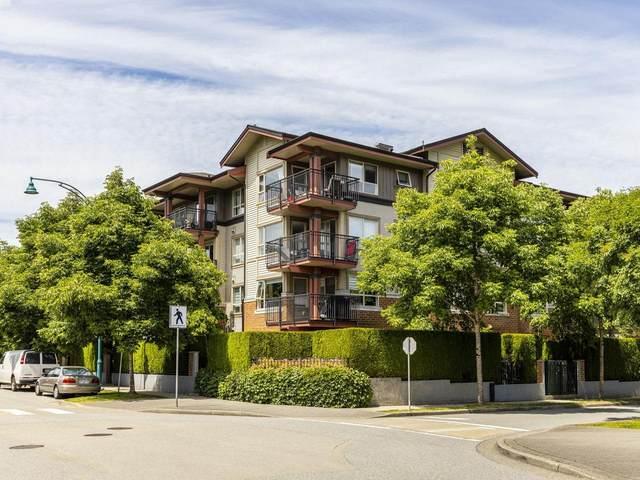 200 Klahanie Drive #408, Port Moody, BC V3H 5K7 (#R2603495) :: Premiere Property Marketing Team