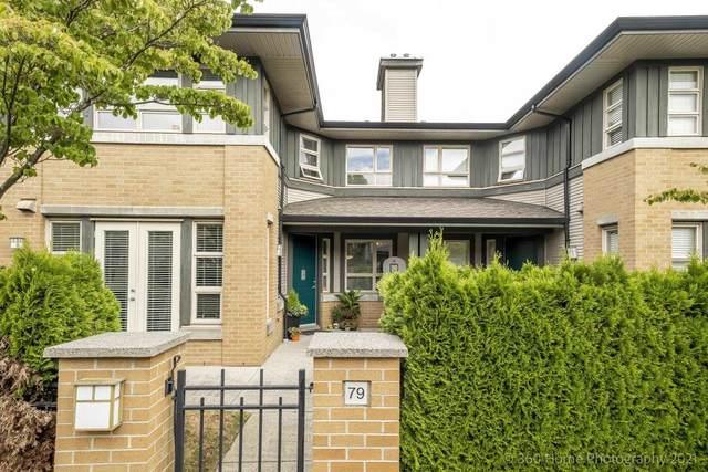 6300 Birch Street #79, Richmond, BC V6Y 4K3 (#R2603529) :: Initia Real Estate
