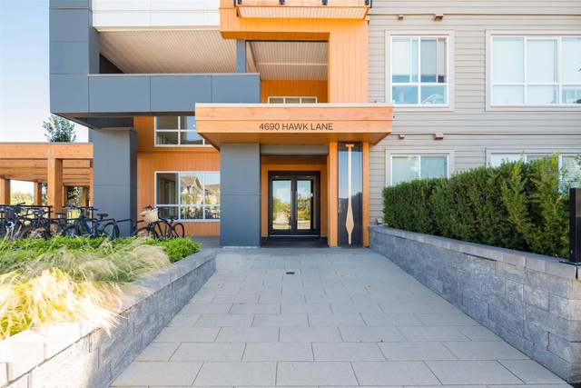 4690 Hawk Lane #407, Tsawwassen, BC V4M 0C4 (#R2603536) :: Initia Real Estate