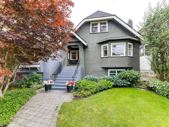 3072 W 26TH Avenue, Vancouver, BC V6L 1V8 (#R2603552) :: 604 Realty Group