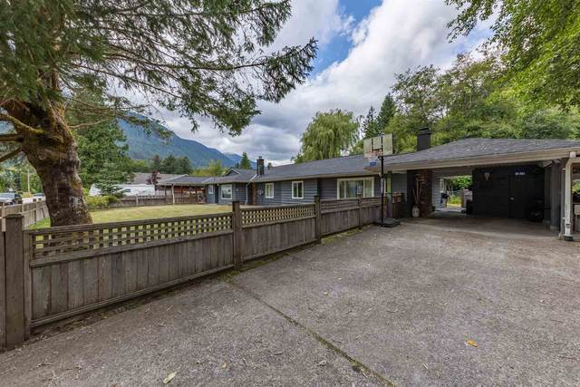 1333-35 Zenith Road, Squamish, BC V0N 1H0 (#R2603570) :: 604 Realty Group