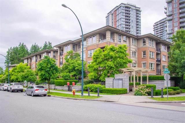 3097 Lincoln Avenue #316, Coquitlam, BC V3B 0E3 (#R2603578) :: Ben D'Ovidio Personal Real Estate Corporation | Sutton Centre Realty