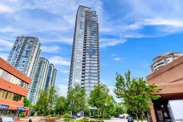 4880 Bennett Street #2303, Burnaby, BC V5H 0C1 (#R2603590) :: Initia Real Estate