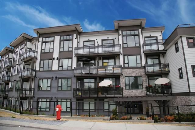 9983 E Barnston Drive #504, Surrey, BC V4N 6T3 (#R2603606) :: Ben D'Ovidio Personal Real Estate Corporation | Sutton Centre Realty