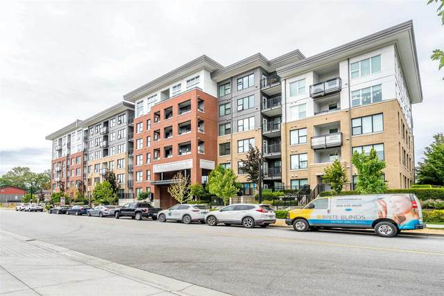 9311 Alexandra Road #302, Richmond, BC V6X 0L8 (#R2603633) :: Initia Real Estate