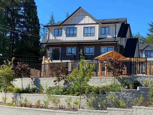 3409 Harper Road #104, Coquitlam, BC V3E 3H1 (#R2603646) :: Premiere Property Marketing Team
