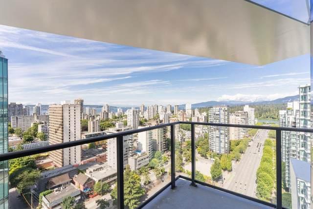 620 Cardero Street #2305, Vancouver, BC V6G 0C7 (#R2603652) :: Premiere Property Marketing Team