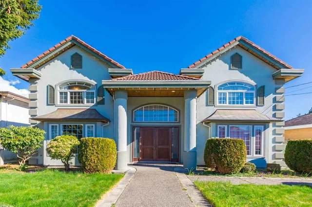 2320 Mclennan Avenue, Richmond, BC V6X 2N7 (#R2603659) :: Initia Real Estate