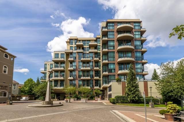 10 Renaissance Square #211, New Westminster, BC V3M 7B1 (#R2603663) :: Premiere Property Marketing Team