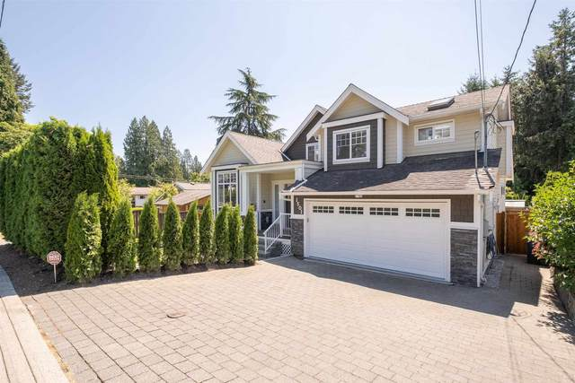 1501 Frederick Road, North Vancouver, BC V7K 1J6 (#R2603680) :: Ben D'Ovidio Personal Real Estate Corporation | Sutton Centre Realty