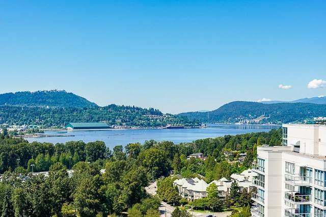 288 Ungless Way #2301, Port Moody, BC V3H 0C9 (#R2603685) :: Premiere Property Marketing Team